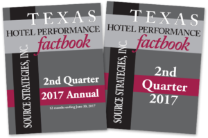Texas Hotel Performance Factbook - 2Q 2017 | Source Strategies