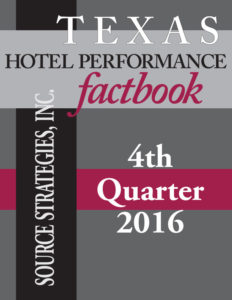 Texas Hotel Factbook - 4th Quarter 2016